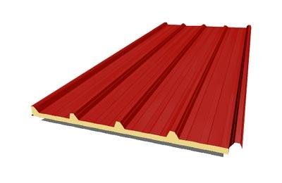 Arquitectura - Paneles aislantes (PIR)